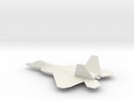 Lockheed Martin F-22 (w/o landing gears)