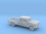1/160 1970-72 Ford F-Series Ext.Cab Reg Bed Kit