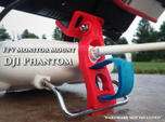 DJI Phantom - FPV Monitor Mount