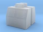 Ice Machine 01. HO Scale (1:87)