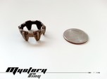 Mystery Ring (small) 17 mm