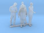 HO Scale Standing Men 2