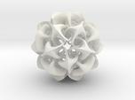 Rhombic Triacontahedron II, medium