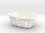 Laundry Basket in 1:12, 1:24