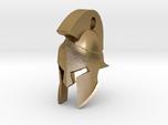 Keyring Spartan Helmet