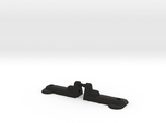 RC10T - REAR BODY MOUNT - .25 LONGER