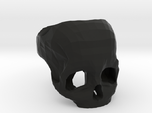 3D Printed Skull Ring by Bits to Atoms