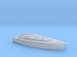 1/700 Large Sailing Yacht Hull Only