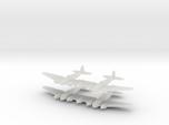 He-111Z Bomber= 1/700 (x2)