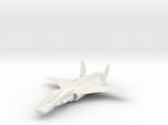 1/144 Kestrel MK2 Aerospace Fighter