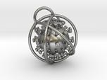 Coronavirus Pendant amulet