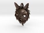 "Princess Mononoke ""San's Mask"""