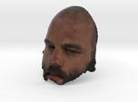 Mask needs a beard