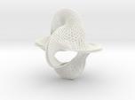Honeycomb-borromean-surface