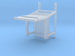 1/87 rocking chair HO scale