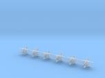 1/700 IL-28 Beagle Bomber (x12)