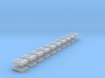 Locomotive A/C Units - Z scale