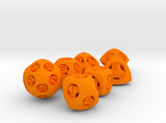 Overstuffed Dice Set with Decader