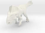 Protoceratops Quilled (1:12 scale model)