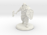 Dwarf Fighter (Large)