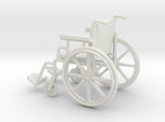 Wheelchair 1:12 (not full scale)