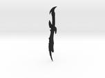 1:6 Scale Draenic Dagger Custom