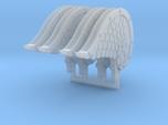 4x Mech Angel Wings