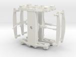 """Swing Motion Truck S Scale - 1.27"""" axle"""