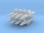 Zumwalt Class Destroyer 1:6000 x8