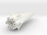 """""""Cohete"""" Class Fast Escort SpaceShip"""