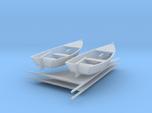 Jacht Type A H0 1:87