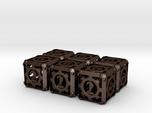 Steampunk 6d6 Set