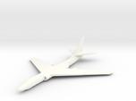 1/285 (6mm) Tu-16 Bomber