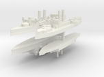 Span-Am Fleet 1:2400 (4 Ships)