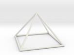square pyramid 70mm