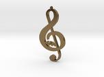 Treble Clef Music Symbol