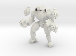 Mech suit with twin missile pods. (10)
