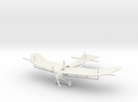 Rumpler Taube (with struts for rigging) 1:144th Sc