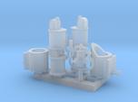 HOn30 Detail parts for 2-8-0 steam loco - A