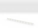 N-Scale Wood Guard Rail