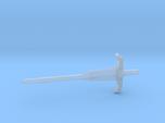 Botcon Laser Rod Electrons/Electro 4.5mm Sword