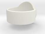 Large Icon Decepticon Ring