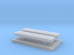 Whelen lightbar 16,1 mm 2 stuks 1/87