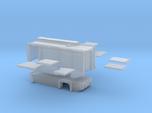 Aufbau AT3 Airbus 4500mmRadstand + Heckrollo