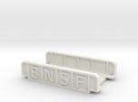 BNSF 55mm SINGLE TRACK