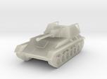 Vehicle- SU-76M Self-Propelled Gun (1/87th)