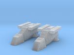 2x DX9 ST Transports 45mm long