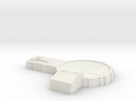 AMT Model Moonbase Landing Pad True Scale