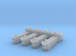 BFG Troop Ships (x4)