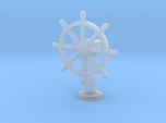 1:144 Scale Ship's Wheel